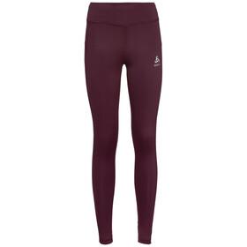 Odlo Essentials Soft Pantaloni Donna, rosso